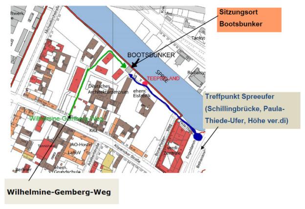 Öffentliche BVV-Stadtentwicklungs-Ausschuss-Sitzung am Mittwoch 3.12.2014