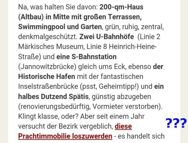 Luisenstadt-Bilderrätsel: Was wird aus Schnutes Bärenzwinger?