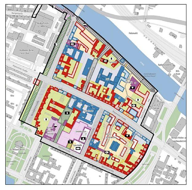 Vergangenheit, Gegenwart, Zukunft? Aktualisierter städtebaulicher Rahmenplan erschienen