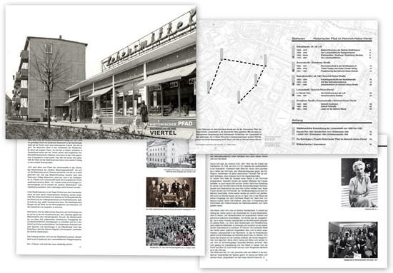Geschichte: Von der Köpenicker Vorstadt bis zum Neanderviertel – das Heinrich-Heine-Viertel früher