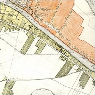 Lesung zur Stadtgeschichte: Die historische Lebensader Köpenicker Straße
