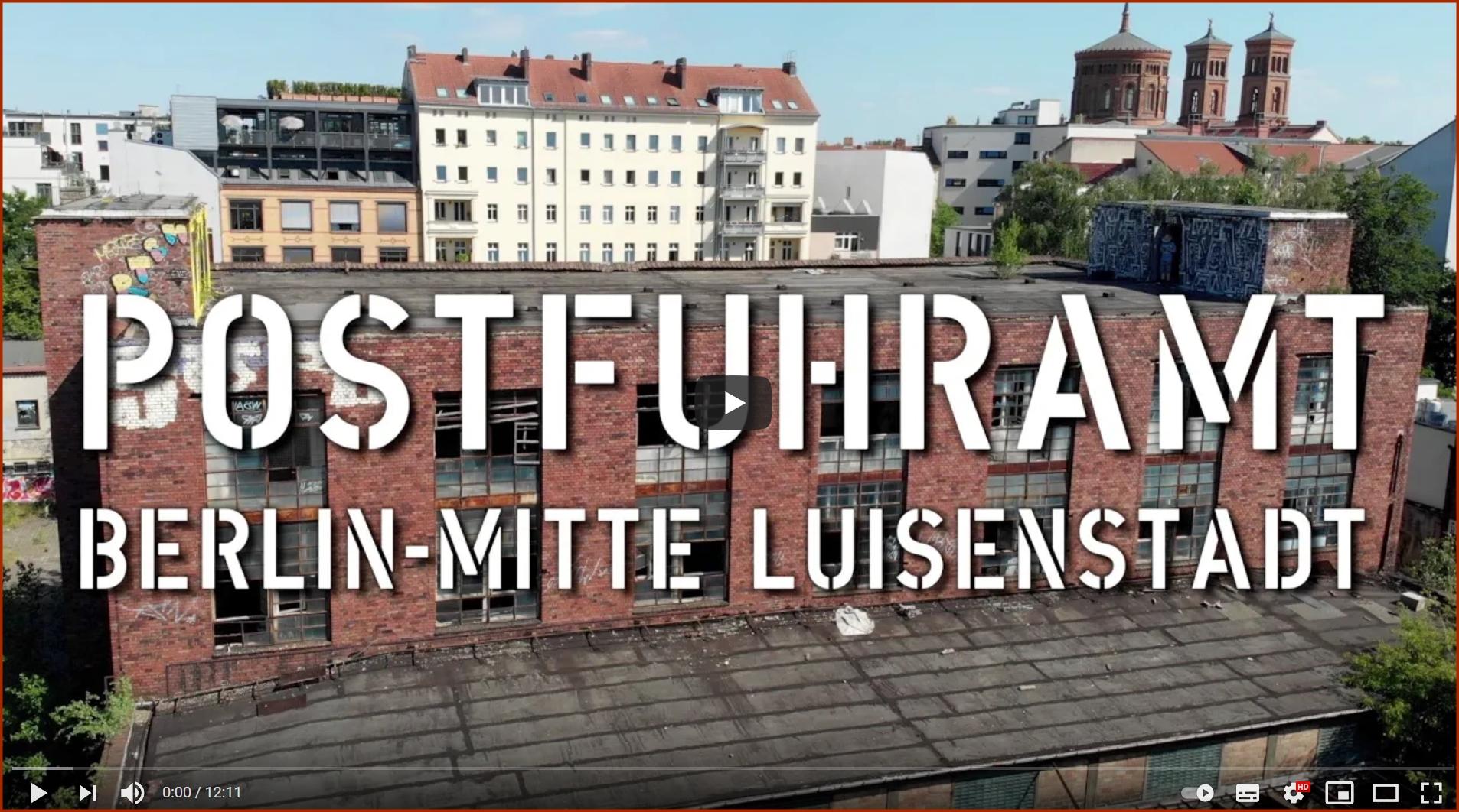 Postfuhramt YT Film